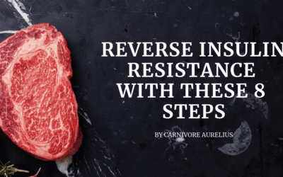 Reverse Insulin Resistance: Use These 8 Simple Steps