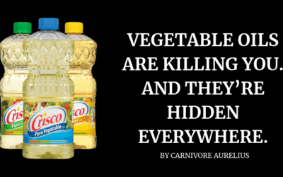 Why Is Vegetable Oil Bad For You? 7 Diseases Vegetable Oils Cause