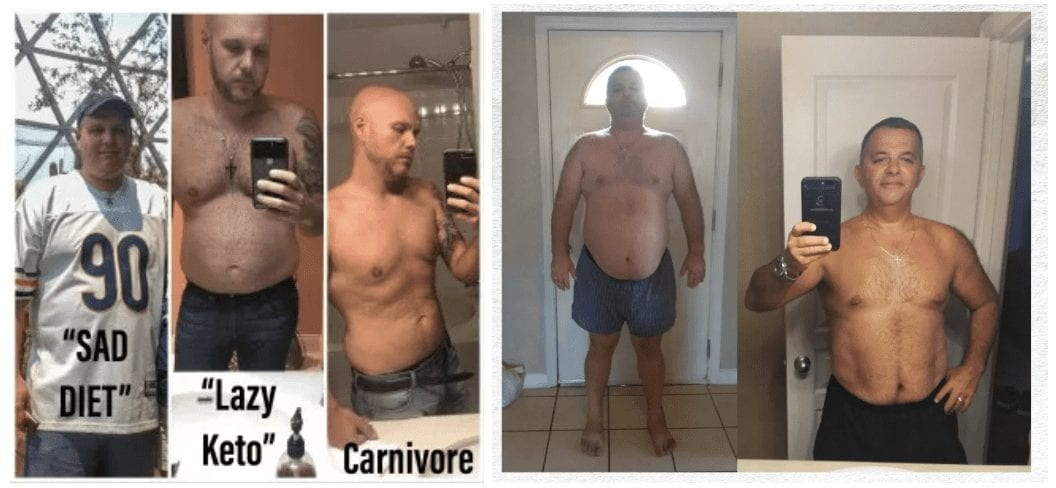 Carnivore Diet Results: Before and After